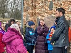 «AGIOS» и Капелла «Возрождение» знакомятся с Гродно и его молодежью