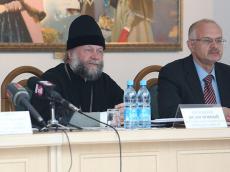 Во Всехсвятском храме 2 июня состоилось открытие IV Европейского православно-католического форума