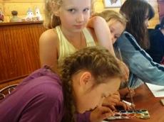 Летний лагерь Воскресной школы #Ромашка2019 открыт!