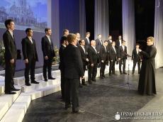 Мужской хор «Всехсвятский» стал ГРАН-ПРИ «Коложского благовеста»