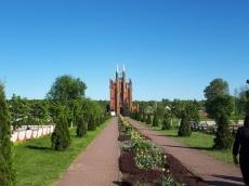 Малоизвестная Росица, Сарья, Верхнедвинские красоты и 9 мая.