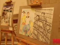 Ниша №65. Земля из концентрационного лагеря смерти «Бухенвальд», Германия