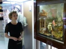 Посол Австрии Алоизия Вёргеттер посетила Всехсвятский Храм-Памятник