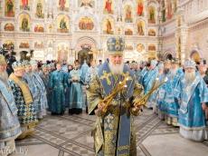 «Молитва за Беларусь» и капсулы с землей из братских могил. Чем знаменит Всехсвятский храм-памятник
