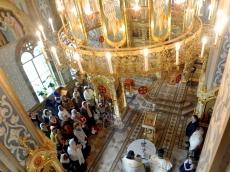 Поздравляем с венчанием семью Юрановых Анатолия и Ирины!