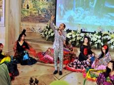 Творческий вечер деятелей искусств «Во славу общей Победы!»