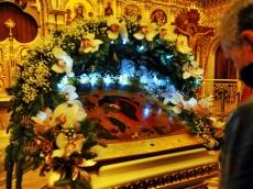 Рождественское богослужение в Храме-Памятнике в честь Всех Святых