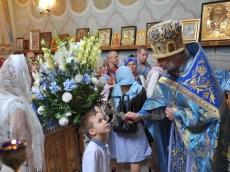 C праздником Успения Богородицы!