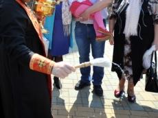 В Храме-Памятнике праздновали Пасху хоры Воскресной школы