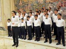 Один из концертов Международного фестиваля «Lauda anima» прошел в Храме-Памятнике