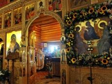 День Святой Троицы. Престольный праздник