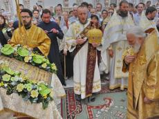 День Всех Святых и праздник Всехсвятского прихода