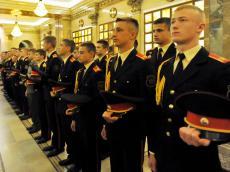 Честь быть кадетом