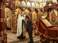 II международная Лаборатория церковных искусств в Храме-памятнике