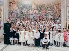 Детские хоры – благовестники Пасхи