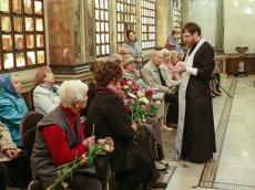 Лития по погибшим жителям блокадного Ленинграда