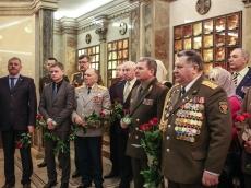 Празднование Дня воина-интернационалиста в Беларуси по традиции началось с молитвы