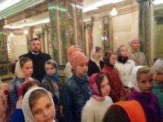Поездка в Храм-Памятник – награда победителям фестиваля православной культуры Червенского района