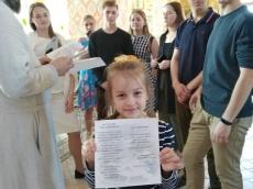 Закрытие певческого сезона хоров Воскресной школы