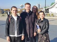 Участники молодежного движения «AGIOS» познакомились с жизнью и деятельностью митрополита Никодима (Ротова)