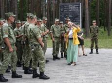 """Экскурсия по мемориальному комплексу """"Тростенец"""""""