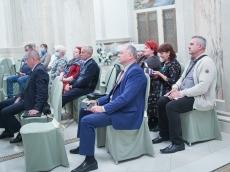 Белорусы Латвии приняли участие в круглом столе «Организация работы с белорусской диаспорой».