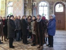 Экскурсия для группы из Первичной организации ветеранов аппарата Гродненского облисполкома