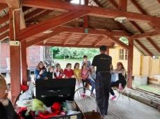 Дневник летнего лагеря #Ромашка2019