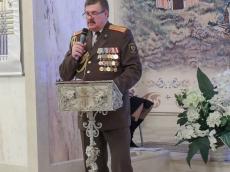 Панихида по погибшим афганцам. 30 лет вывода войск из Афганистана