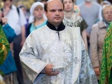 На приходе новый дьякон – отец Евгений!