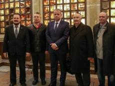 Шестнадцать несломленных генералов и лютеранский пастырь
