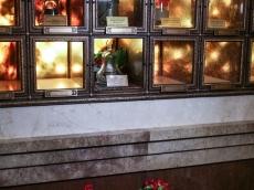 Ниша №71. Земля из концентрационного лагеря «Флоссенбюрг» Бавария, Федеративная Республика Германия
