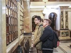 Студенты БГПУ посетили крипту Храма-Памятника и Мемориал «Тростенец»
