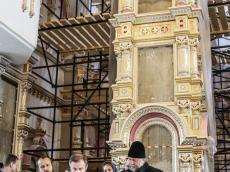 Утверждены эскизы росписи главного храмового пространства Храма-Памятника