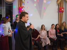 Молодежное братство в честь апостола и евангелиста Иоанна Богослова отметило свой день рождения