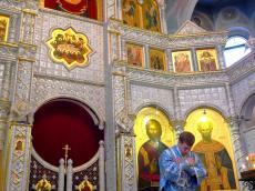 Рождество Пресвятой Владычицы нашей Богородицы - фоторепортаж