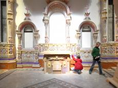 Учащиеся Тростенецкой средней школы посетили Храм-Памятник