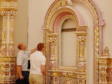 Храм-Памятник интересен международной общественности охраны историко-культурного наследия