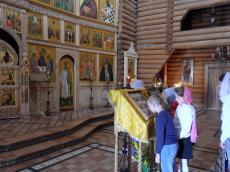 Несвижские паломники в историю белорусского края