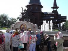 Из Сморгони на экскурсию в Храм-Памятник