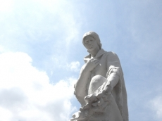 Акция «Во славу общей Победы!» началась с д. Княжеводцы Мостовского района