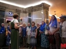 Женское лицо Победы: ветераны Великой Отечественной войны посетили храм-памятник