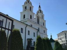 В Свято-Духовом кафедральном соборе на престольный праздник собрались настоятели минских храмов