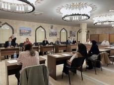 """Руководитель """"AGIOS"""" принял участие в обсуждении миграционной проблемы на молодежном круглом столе в соборной мечети"""