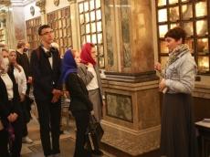 День знаний в Храме-памятнике