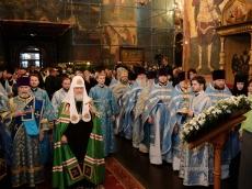 Протоиерей Федор Повный награжден орденом преподобного Сергия Радонежского II степени